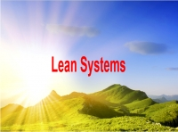 Sản Xuất Tinh Gọn - Dịch Vụ Tinh Gọn _ Lean Production - Lean Services